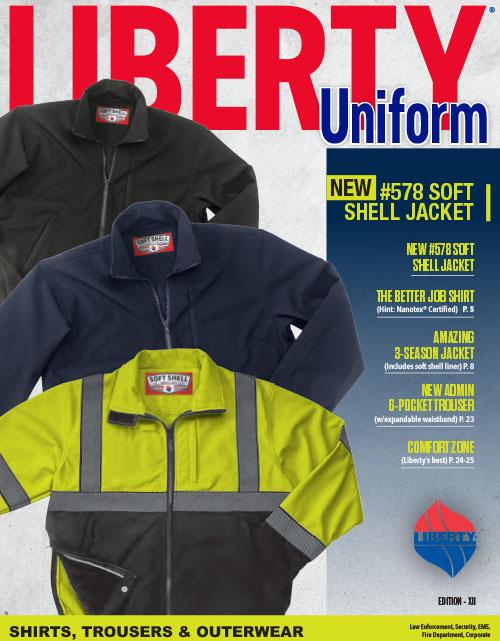 This catalog features the following types of uniforms:  Law Enforcement Uniforms, Security Uniforms, Blazers, Headwear, Safety Vests, Hi Vis, & Outerwear