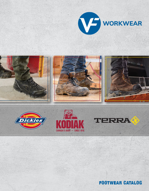 This catalog features the following types of uniforms:  Shirts, Pants, Jeans, Outerwear, Enhanced Visibility, Toolmaker's Apron, FR Shirts, FR Pants, & FR Outerwear